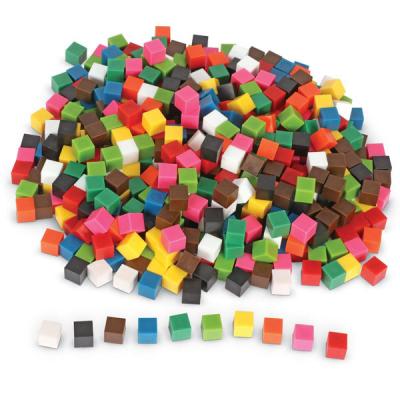 Centimeter Kubussen - Set van 1000