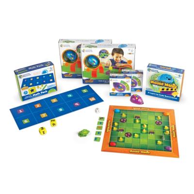 Code & Go® robotmuis Class Set
