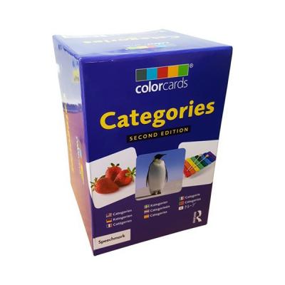 Colorcards - Categorieën - 2e editie