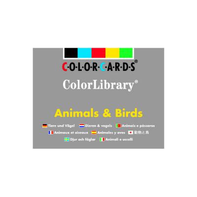 Colorcards - Dieren & Vogels