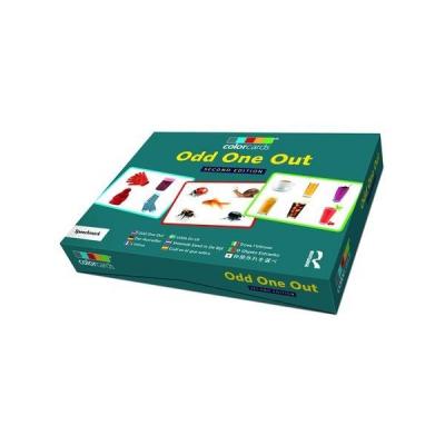 Colorcards - Eentje hoort er niet bij
