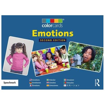 Colorcards - Emoties - 2e editie