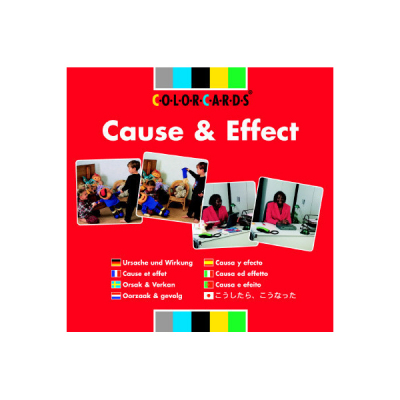 Colorcards - Oorzaak en gevolg