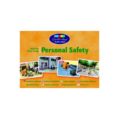 Colorcards - Persoonlijke veiligheid