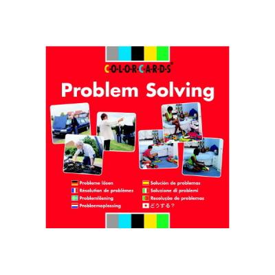 Colorcards - Probleemoplossing