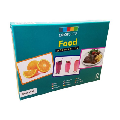 Colorcards - Voedsel - 2e editie