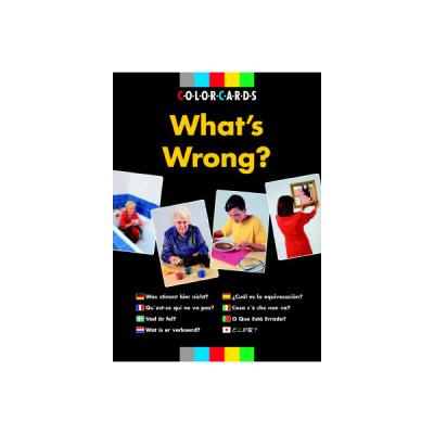 Colorcards - Wat is er verkeerd?