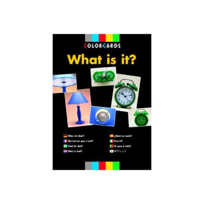 Colorcards - Wat is het?