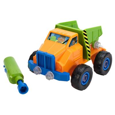 Design & Drill® Power Play Vehicles™ zandwagen