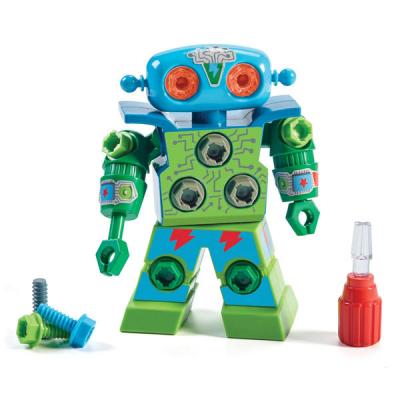 Design & Drill - Robot