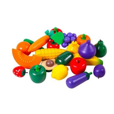Fruit en groente om te sorteren