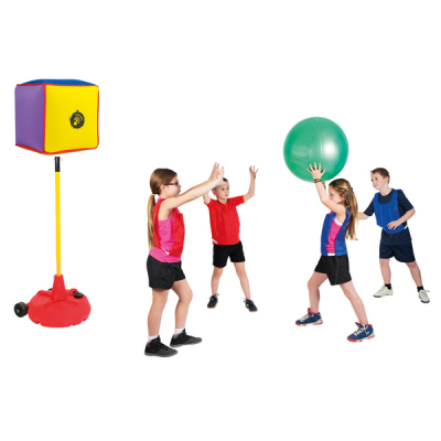 Inflatable Poull Ball Cube