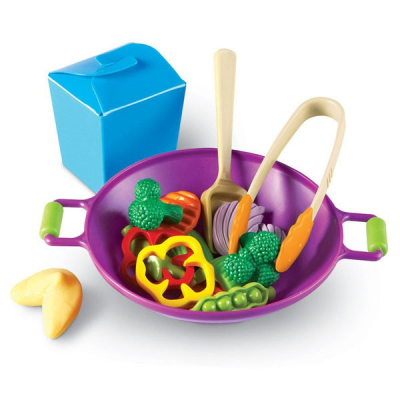 Learning Resources - New Sprouts - Wok Set