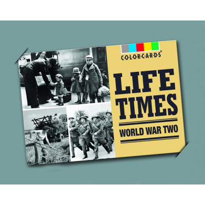 Life Time Colorcards - World War II