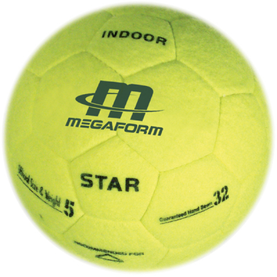 Megaform - Star Futsal Ball - Maat 5