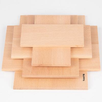 Natuurlijke architect rechthoekige panelen - Set van 6