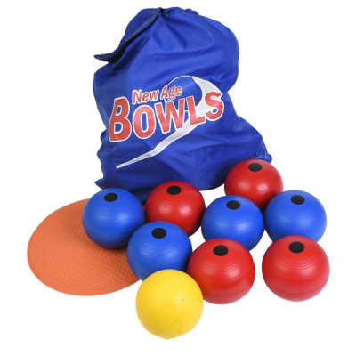 New Age Bowls Set / Jeu de boules