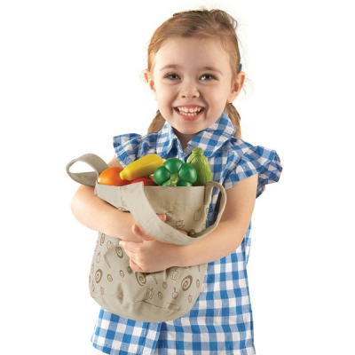 Learning Resources - New Sprouts - Groente- en fruittas