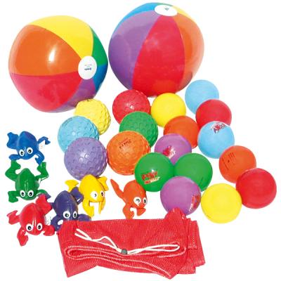 Set parachute ballen (set van 26)