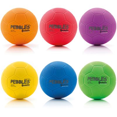 Pebble MultiUse Balls - Diameter 21,5 cm. - Set van 6