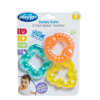 Playgro - Waterbijtringen 3-Pak