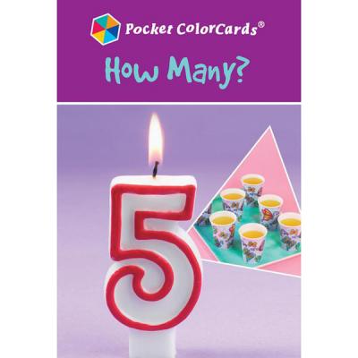 Pocket Colorcards - Hoeveel