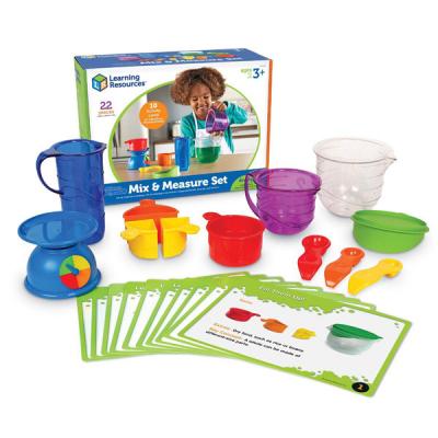Primary Science - Mix & Measure Set