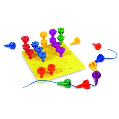 Rainbow Peg Play - Activiteitenset