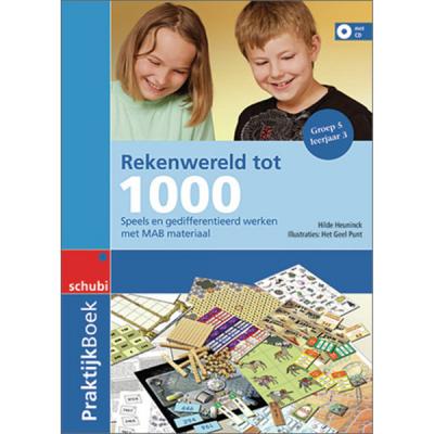 Rekenwereld tot 1000 - Praktijkboek