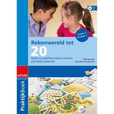 Rekenwereld tot 20 - Praktijkboek