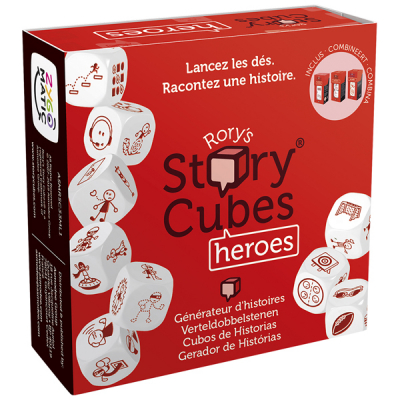 Rory's Story Cubes - Heroes