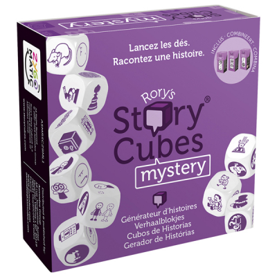 Rory's Story Cubes - Mystery