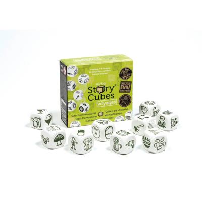 Rory's Story Cubes reizen