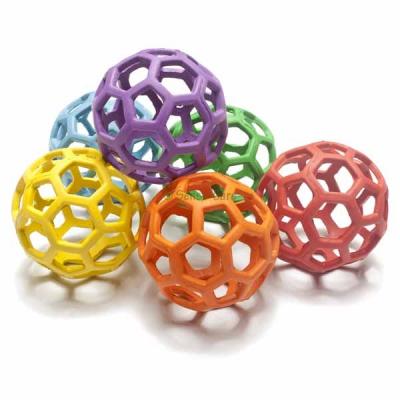 Rubberen grijpballen - Set van 6 / Lot de 6 balles ouvertes