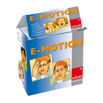 Schubi - Verhalendoos - E-Motion