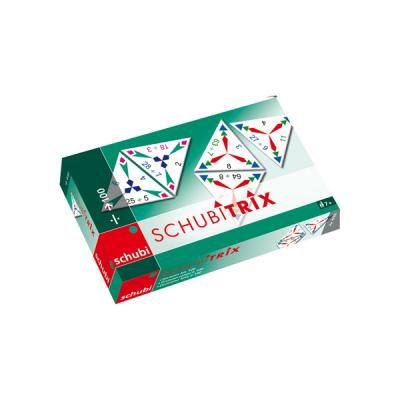 Schubitrix - Delen onder de 100