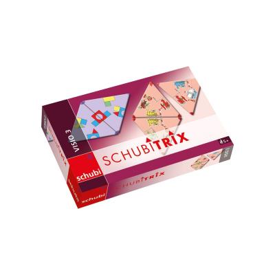 Schubitrix - Visio 3 - Voertuigen, objecten