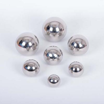 Spiegelballen met geluid - Set van 7