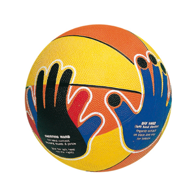 Spordas - Max Hands-On Basketball - Maat 5