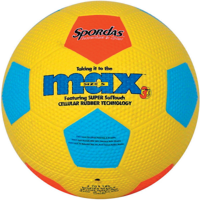 Spordas - Max Super Soft Touch Football