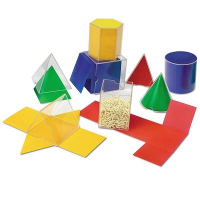 Learning Resources - Geometrische figuren om te vouwen