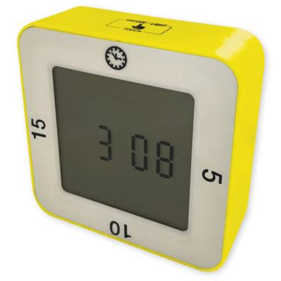 Tijdsduurklok - Digitaal & Draai - 3 vaste tijden + digitale klok