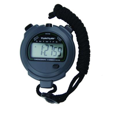 Tunturi stopwatch met twee geheugentijden