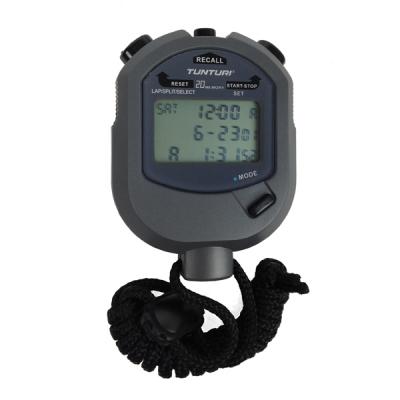 Tunturi stopwatch met twintig geheugentijden