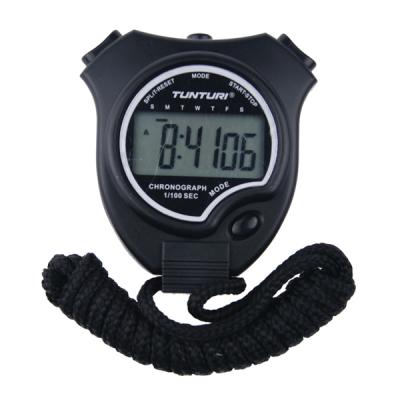 Tunturi stopwatch met groot display