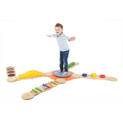 Wiggly Wonky Balance Beams - Set A