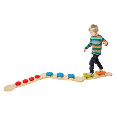 Wiggly Wonky Balance Beams - Set B