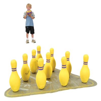 Zachte bowling set