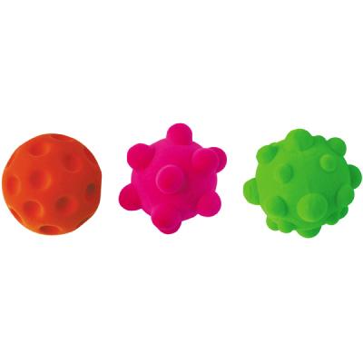 Zachte stressballen (set van 3)